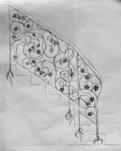 balustrada sienkiewicza