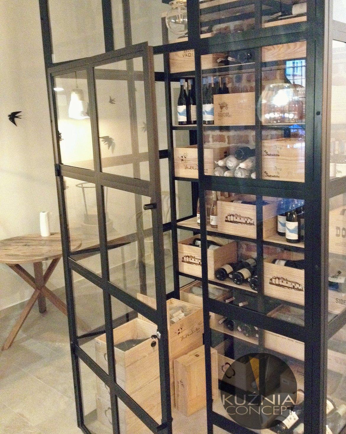 Crittall gablota przeszklenie loft witryna loft for W loft